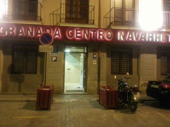 Hotel Granada Centro: Entrada