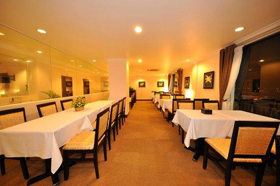 Rain Rock Hotel : Restuarant