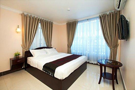 Rain Rock Hotel: Deluxe Room