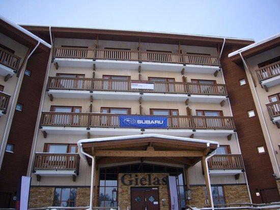 Santa's Hotel Tunturi : 入口