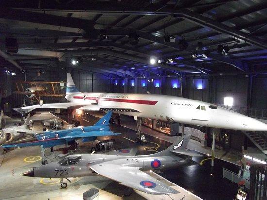 Fleet Air Arm Museum : Concorde