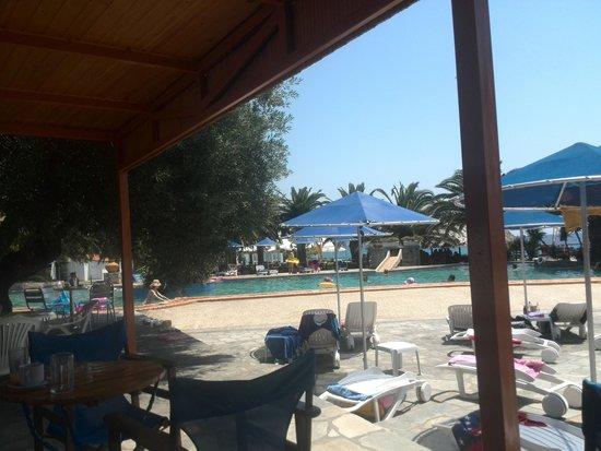 Mendi Hotel : Pool bar