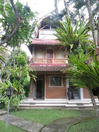 Gunung Merta Bungalows: Rooms