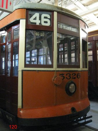 Pennsylvania Trolley Museum: In The Secondary Barn