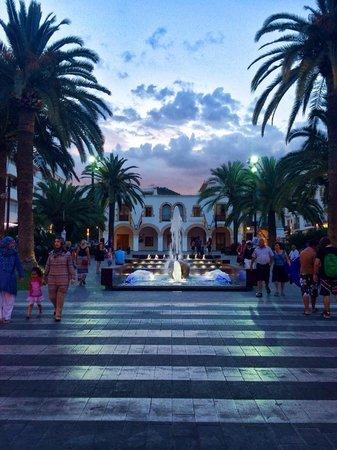 Grupotel Santa Eularia Hotel: town image