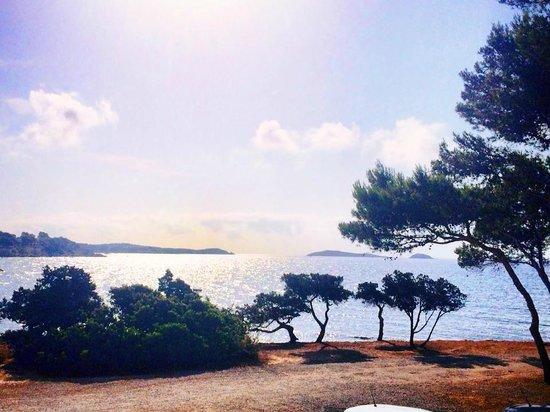 Grupotel Santa Eularia Hotel: our sea view