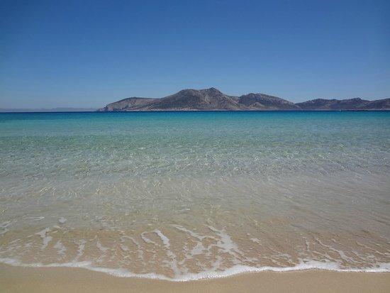 Finikas Beach: sembra Bora Bora!