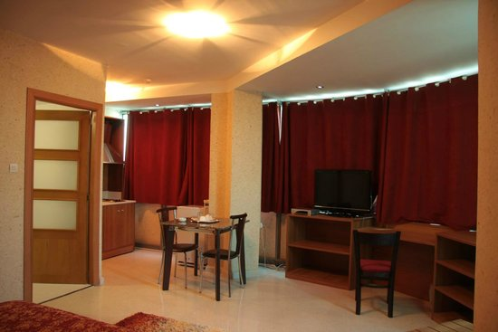Palace Appart Hotel: Studio avec Kitchenette