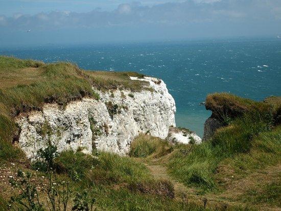 Falaises blanches de Douvres : Wonderful views