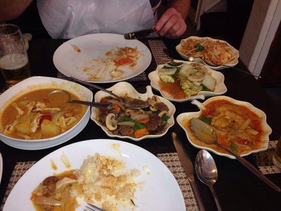 The Blue Thai Kitchen Gloucester