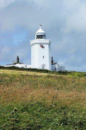Mrs Knott's Tea-Room: the lighthouse