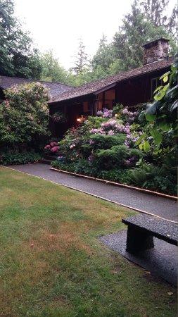 Misty Valley Inn B&B : Entry