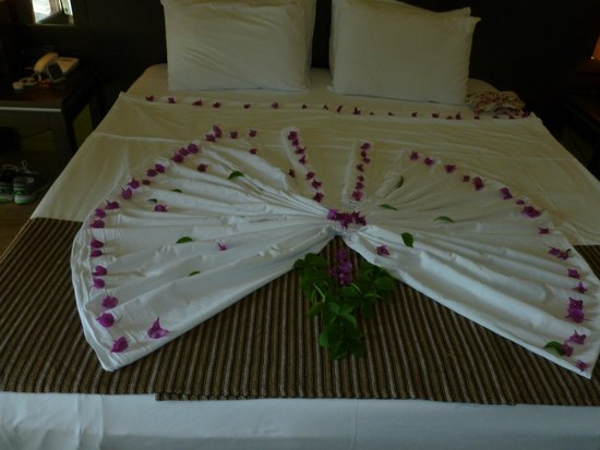 TUI Sensimar Marmaris Imperial Hotel : Cleaner Towel Art