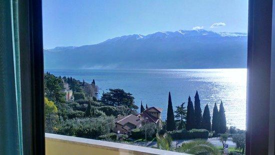 Hotel Meandro: Mattina inoltrata, panorama dalla camera.