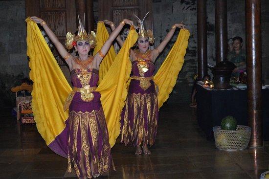 Alila Ubud: Thema-avond