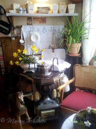 Alte Kaffeestube Minford: Man fühlt sich in eine andere Zeit versetzt