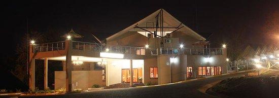 Sibane Hotel: reception