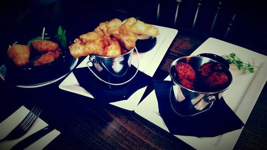 The Pack Horse: Trio of starters