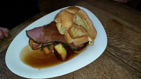 The Pack Horse: Beef
