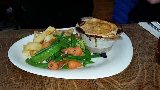 The Pack Horse: Steak & Ale Pie