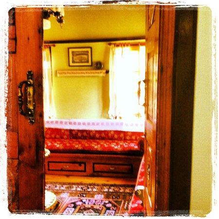 Hotel Sirince Evleri : Odanın görünümü