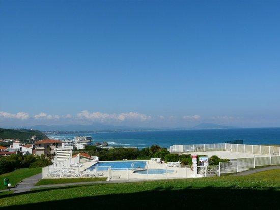 Residence Mer & Golf Eugenie: Schwimmbad vor Ort