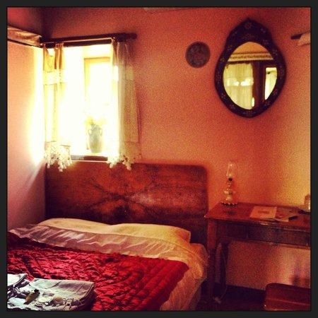 Hotel Sirince Evleri: Yatak odası