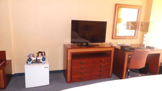 Hilton Alger: Ecran plat