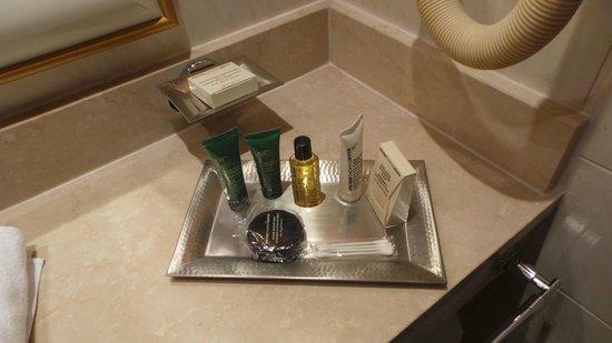 Hilton Alger: Salle de bain