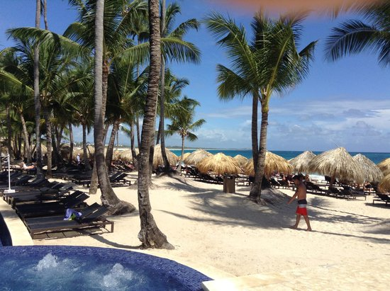 Royalton Punta Cana Resort & Casino: beach