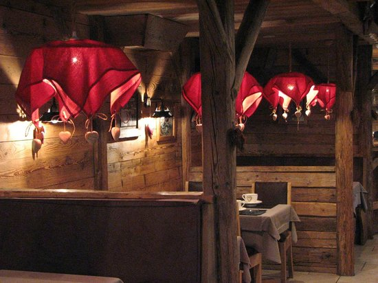 Le Nagano: Restaurant