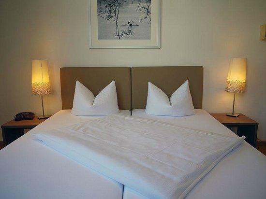 Apartment Hotel Konstanz: Doppelzimmer zur Einzelbelegung