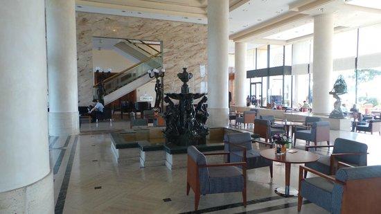 Hilton Alger : Halle d'entrée