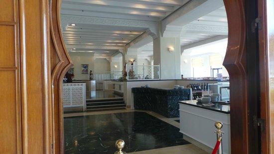 Hilton Alger : Buffet