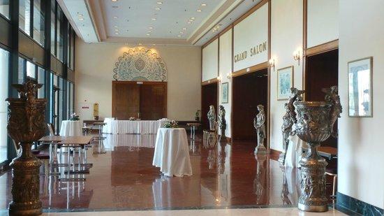 Hilton Alger : Espace