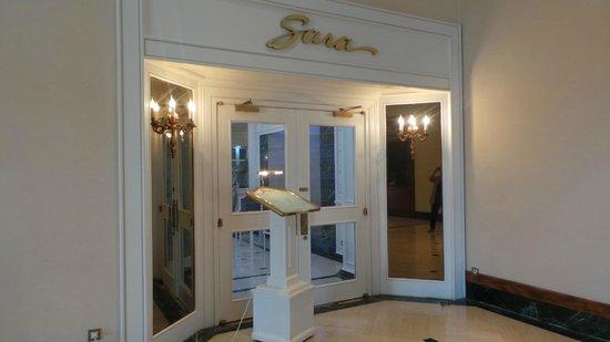Hilton Alger: Un des restaurants