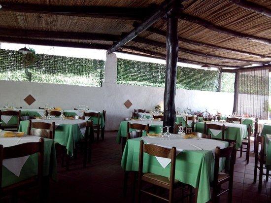 The Garden - Restaurant: La sala
