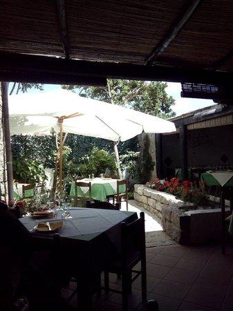 The Garden - Restaurant: Angolo giardino