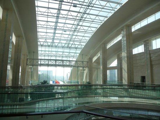 Crowne Plaza Science City : Área interna