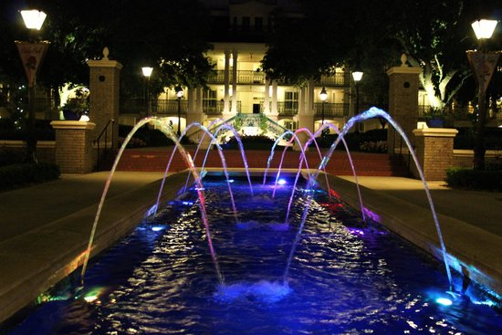 Disney's Port Orleans Resort - Riverside: Haupteingang Parterre Place