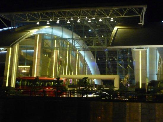 Crowne Plaza Science City : Vista externa do Hotel