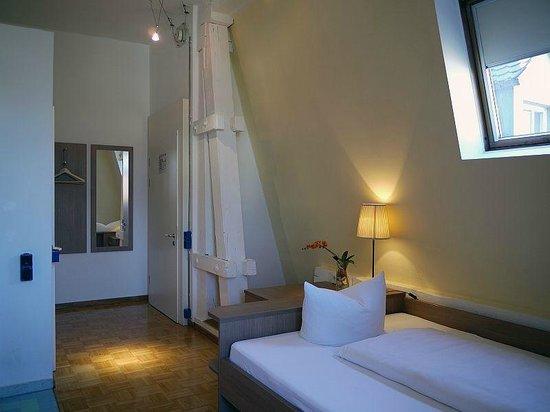 Apartment Hotel Konstanz: Einzelzimmer