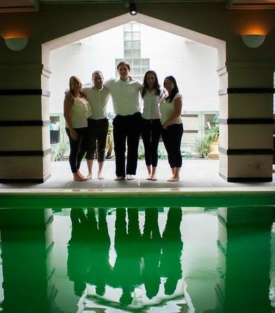 Floris Karos Hotel: Swimming Pool presented by the Front Desk Team