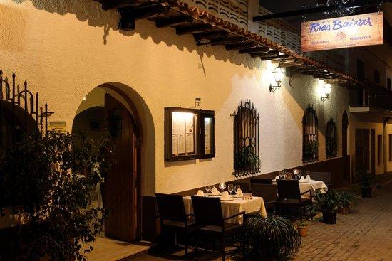 Rias Baixas: Exterior Restaurante