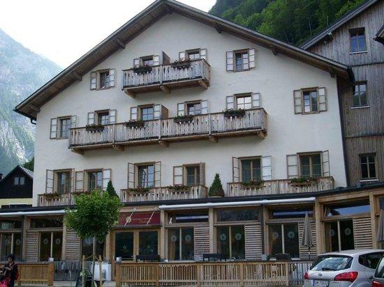 Heritage Hotel Hallstatt: Haupthaus
