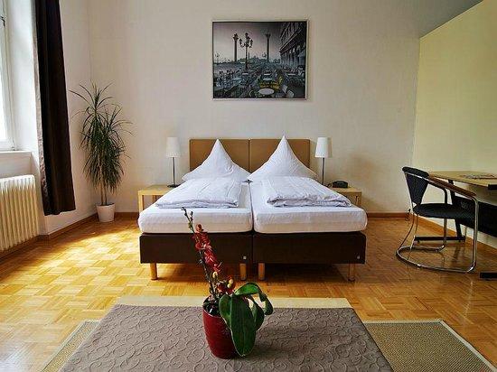 Apartment Hotel Konstanz: Familien-Apartment zur Doppelbelegung