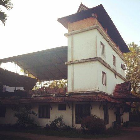 Athreya Ayurvedic Centre: Treatment house