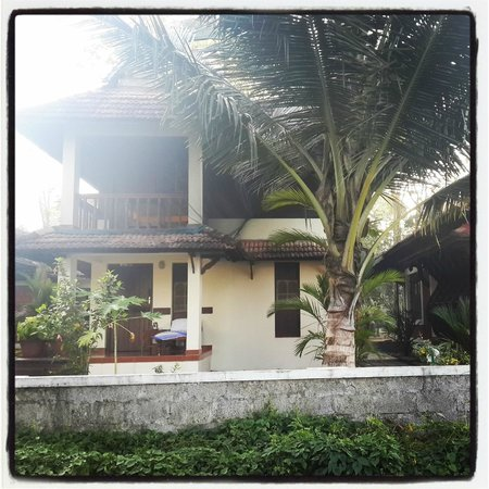 Athreya Ayurvedic Centre: Cottage
