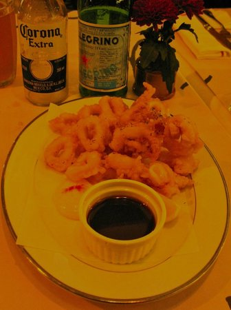 PS Cafe: Crispy Calamari!