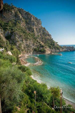Liberty Hotels Lykia : Vue de la mer depuis la chambre